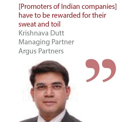 Krishnava Dutt Managing Partner Argus Partners