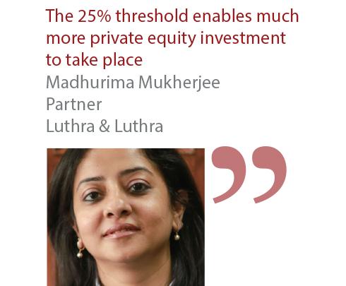 Madhurima Mukherjee Partner Luthra & Luthra