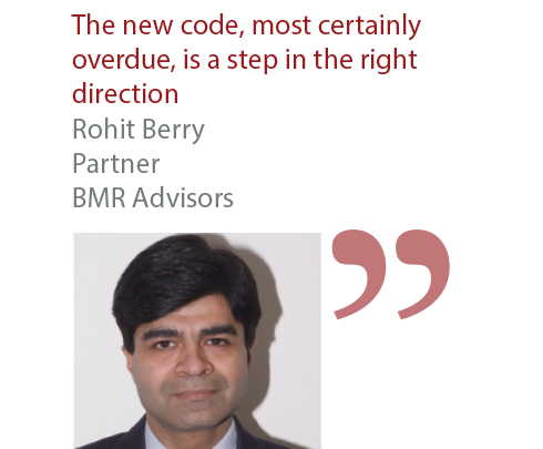 Rohit Berry Partner BMR Advisors