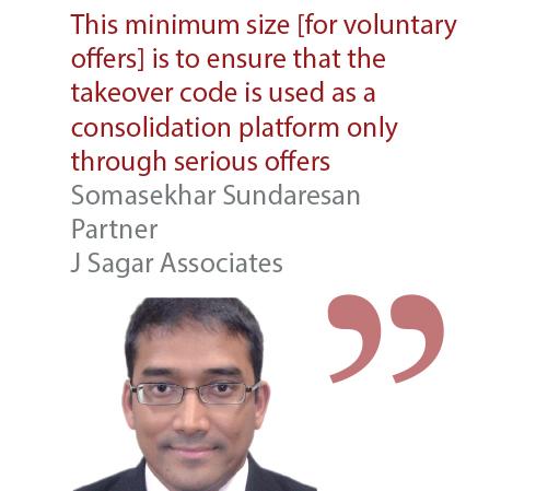 Somasekhar Sundaresan Partner J Sagar Associates