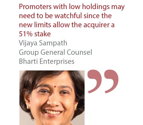 Vijaya Sampath Group General Counsel Bharti Enterprises