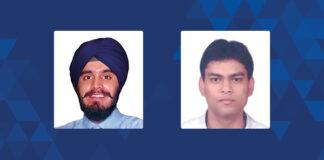 Baljit Singh Kalha and Durgesh Singh, Titus & Co merger