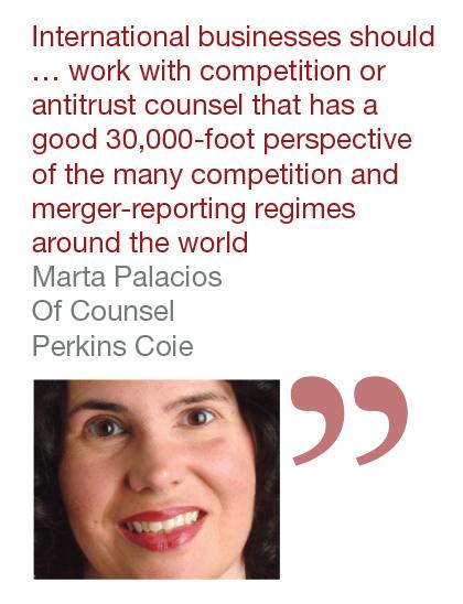 Marta Palacios, Of Counsel, Perkins Coie