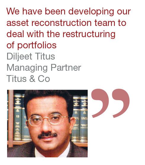 Diljeet Titus Managing Partner Titus & Co
