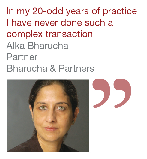 Alka Bharucha Partner Bharucha & Partners