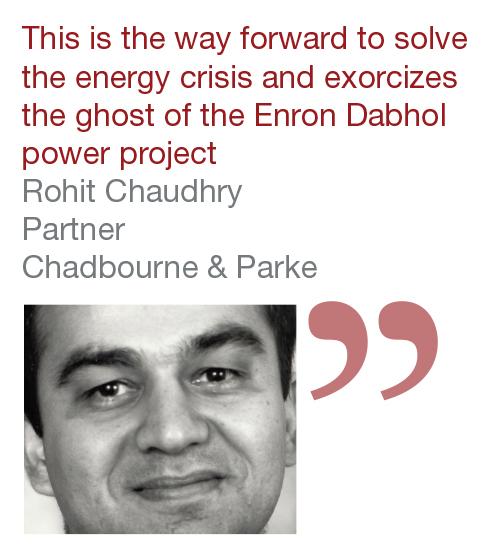 Rohit Chaudhry Partner Chadbourne & Parke