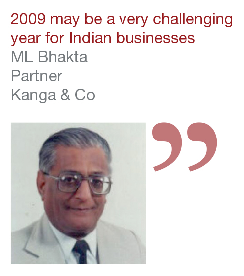 ML Bhakta Partner Kanga & Co