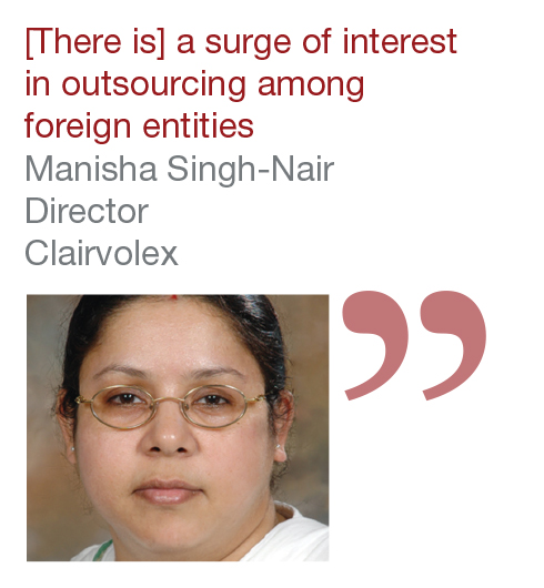 Manisha Singh-Nair Director Clairvolex