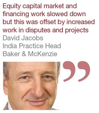 David Jacobs, India Practice Head, Baker & McKenzie