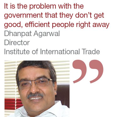Dhanpat Agarwal Director Institute of International Trade