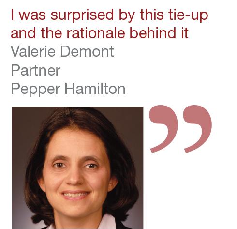 Valerie Demont Partner Pepper Hamilton