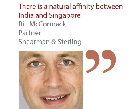 Bill McCormack Partner Shearman & Sterling