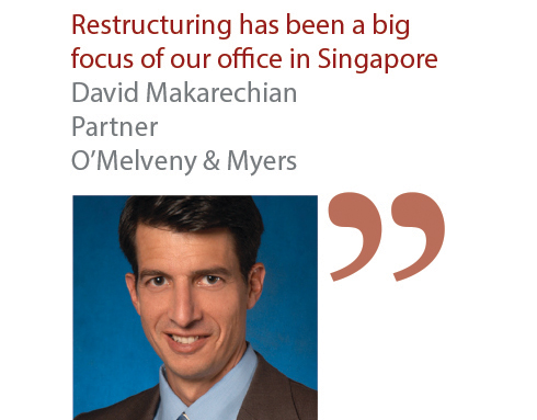 David Makarechian Partner O'Melveny & Myers