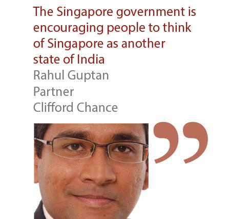 Rahul Guptan Partner Clifford Chance