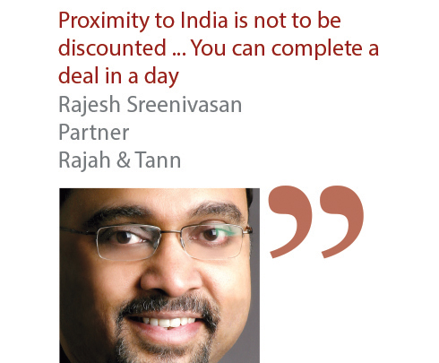 Rajesh Sreenivasan Partner Raja & Tann