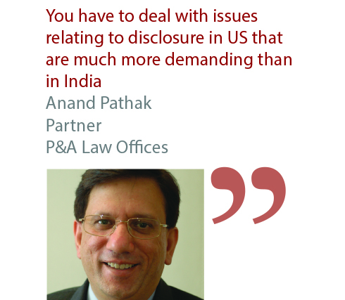 Anand Pathak Partner P&A Law Offices