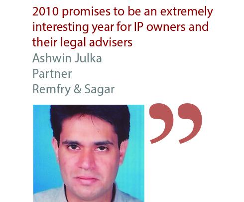 Ashwin Julka Partner Remfry & Sagar
