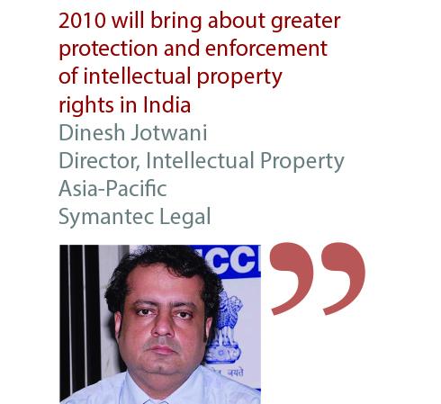 Dinesh Jotwani Director, Intellectual Property Asia-Pacific Symantec Legal