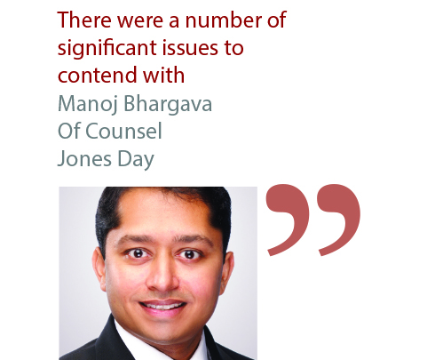 Manoj Bhargava Of Counsel Jones Day