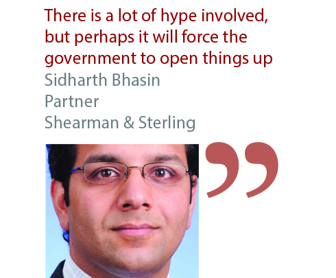 Sidharth Bhasin Partner Shearman & Sterling