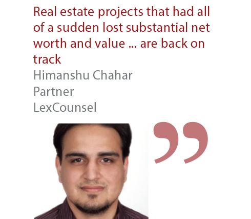 Himanshu Chahar Partner LexCounsel