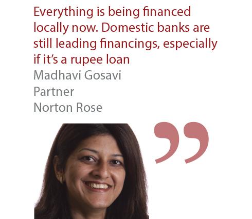 Madhavi Gosavi Partner Norton Rose