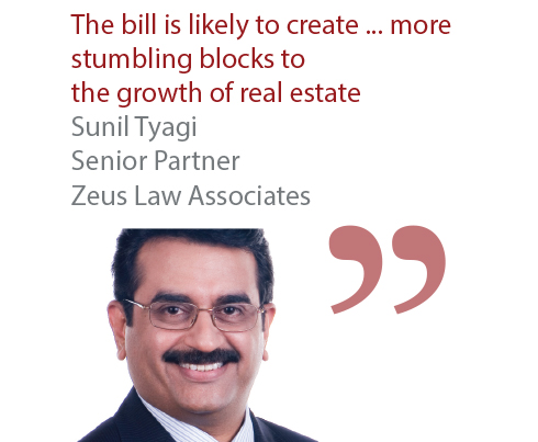 Sunil Tyagi Senior Partner Zeus Law Associates