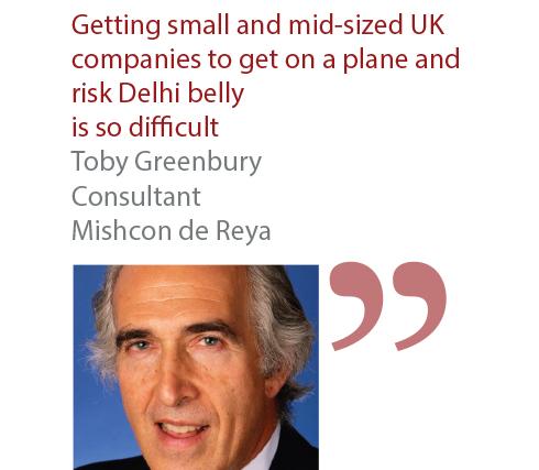 Toby Greenbury Consultant Mishcon de Reya
