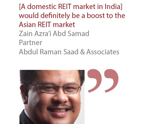 Zain Azra'i Abd Samad Partner Abdul Raman Saad & Associates