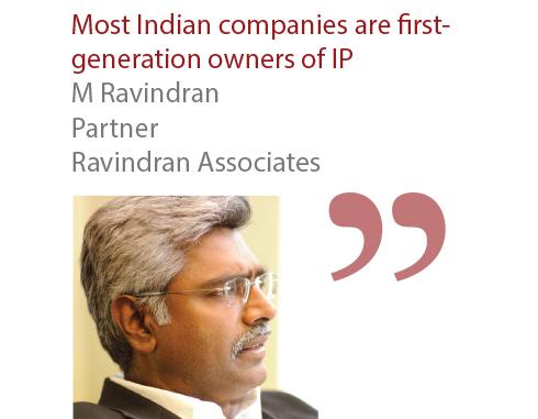 M Ravindran Partner Ravindran Associates