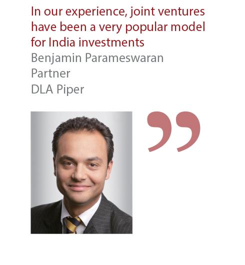 Benjamin Parameswaran Partner DLA Piper