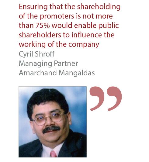 Cyril Shroff Managing Partner Amarchand Mangaldas