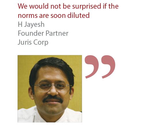 H Jayesh Founder Partner Juris Corp