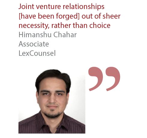 Himanshu Chahar Associate LexCounsel