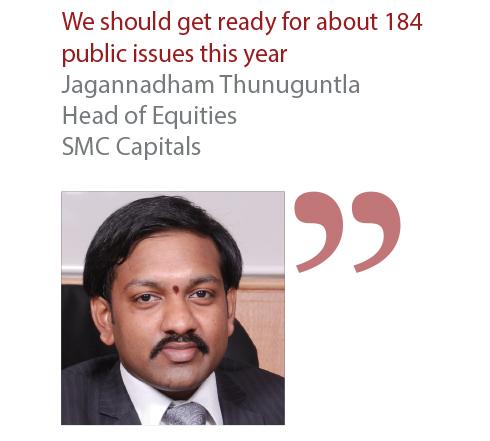 Jagannadham Thunuguntla Head of Equities SMC Capitals