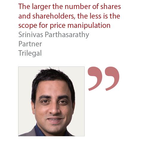 Srinivas Parthasarathy Partner Trilegal