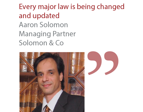 Aaron Solomon Managing Partner Solomon & Co