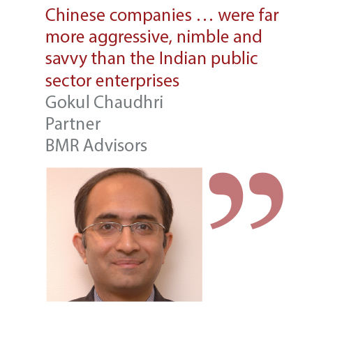 Gokul Chaudhri Partner BMR Advisors