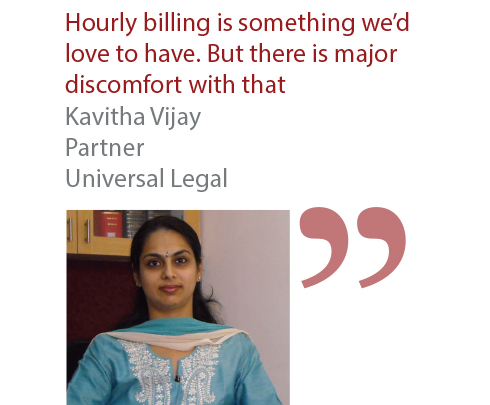 Kavitha Vijay Partner Universal Legal