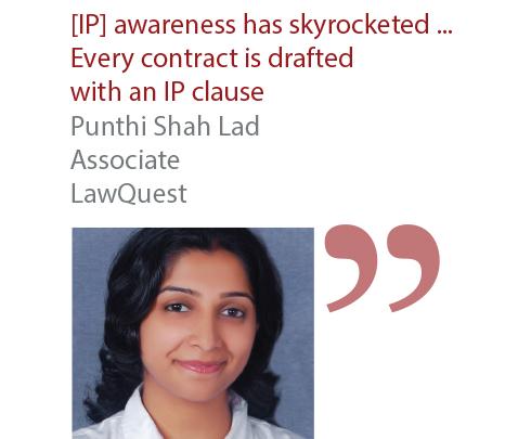 Punthi Shah Lad Associate LawQuest