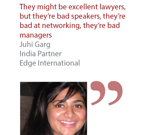 Juhi Garg India Partner Edge International
