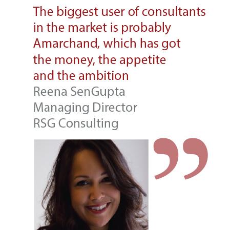Reena SenGupta Managin Director and RSG Consulting