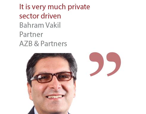 Bahram Vakil Partner AZB & Partners