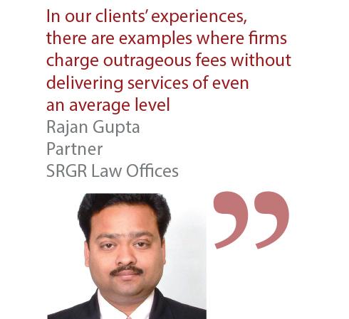 Rajan Gupta Partner SRGR Law Offices