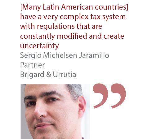 Sergio Michelsen Jaramillo Partner Brigard & Urrutia