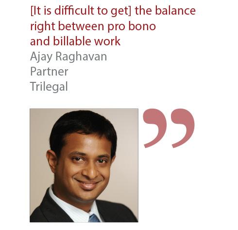 Ajay Raghavann Partner Trilegal