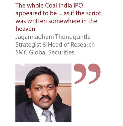 Jagannadham Thunuguntla Strategist & Head of Research SMC Global Securities