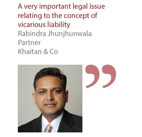 Rabindra Jhunjhunwala Partner Khaitan & Co