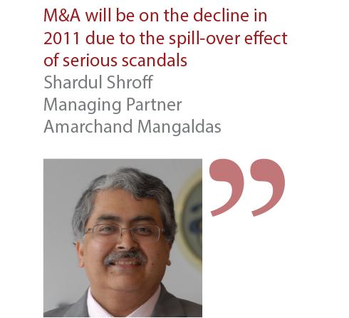 Shardul Shroff Managing Partner Amarchand Mangaldas