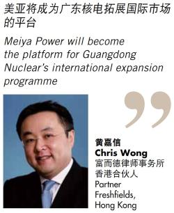 Chris Wong 黄嘉信, Partner 合伙人, Freshfields, Hong Kong 富而德律师事务所 香港